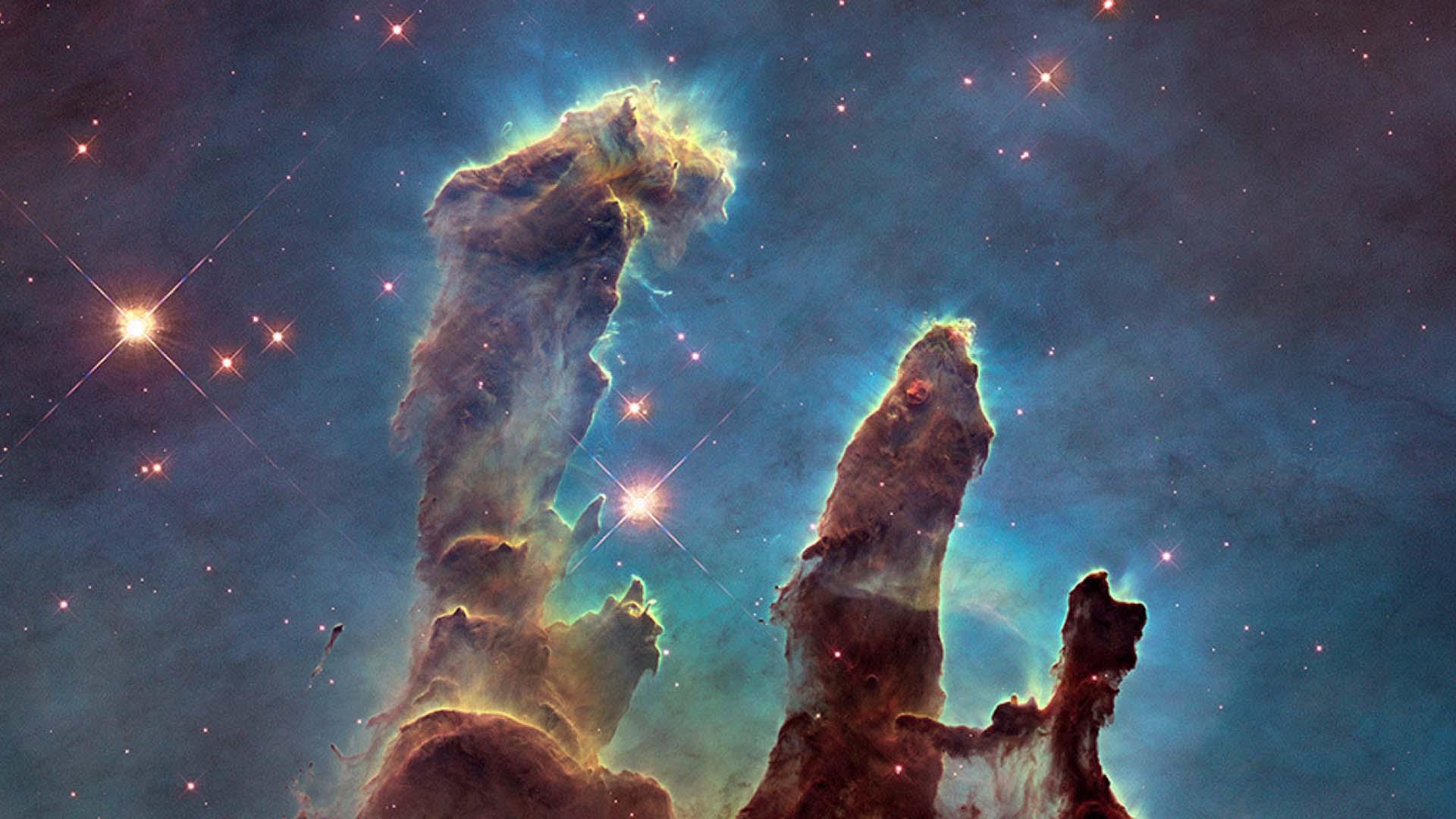 Pillars of Creation - Feature Image